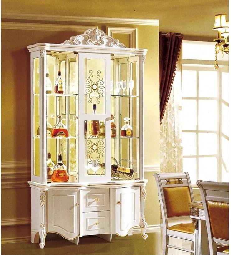 mẫu tủ rượu kính