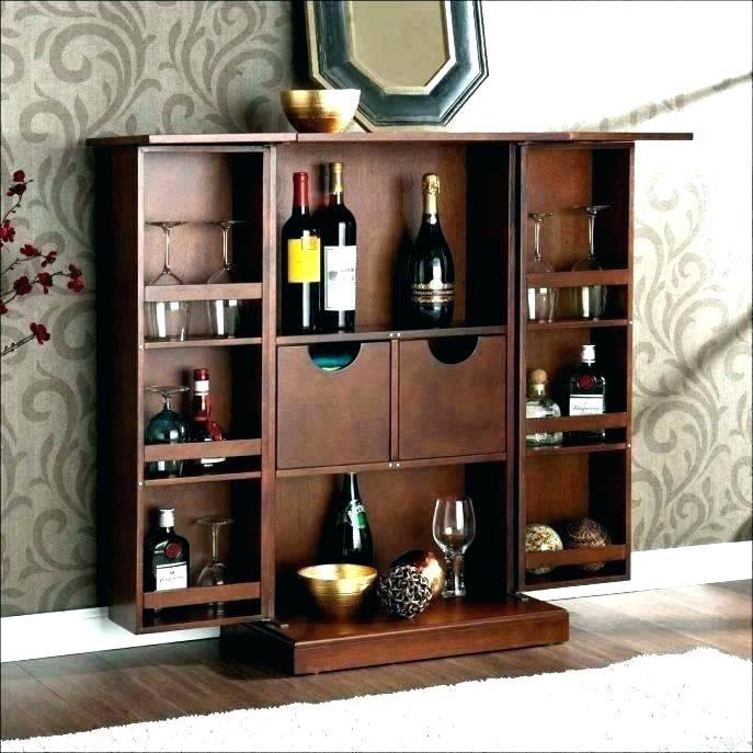 tủ rượu treo tường